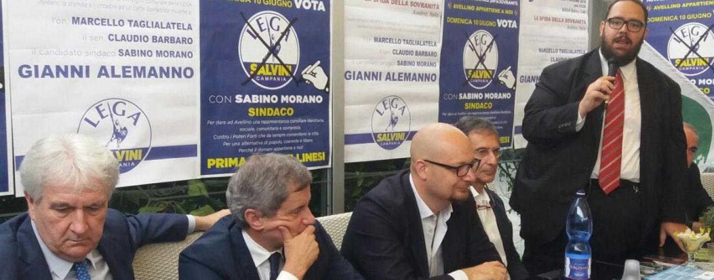 """Prima gli Irpini, Morano: """"La Lega è in crescita sui territori. Ad Avellino regge l'alleanza con M5S"""""""