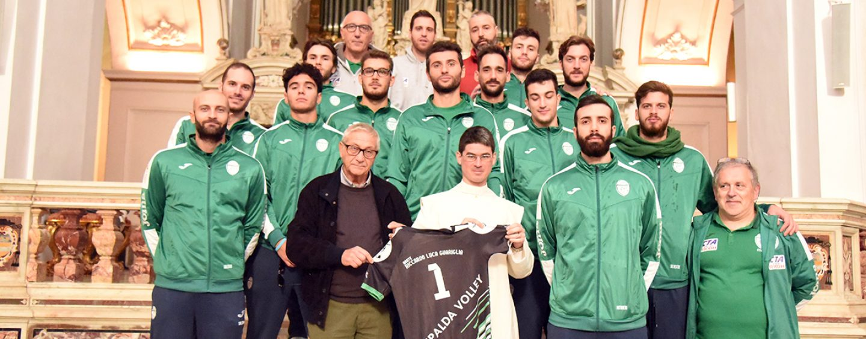 Atripalda Volleyball, vigilia di campionato da Mamma Schiavona a Montevergine