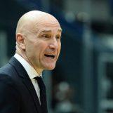 """Sidigas-Bologna, coach Vucinic: """"Finalmente giochiamo davanti al nostro pubblico"""""""