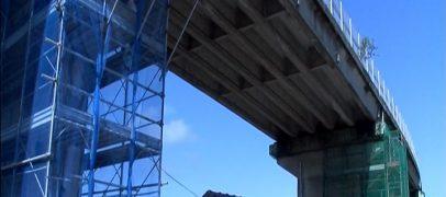 Viadotto di Parolise, ripartiti i lavori. Ora si proverà ad accelerare