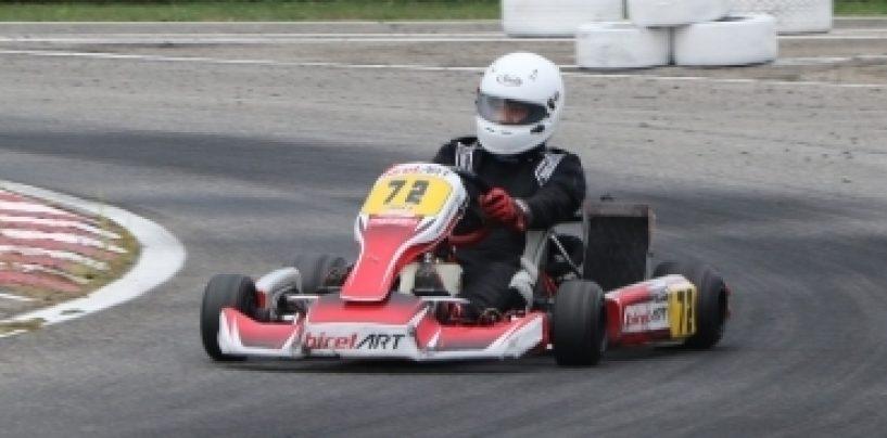 Karting Club Tufo, finale nazionale per l'irpino Francesco Palladino