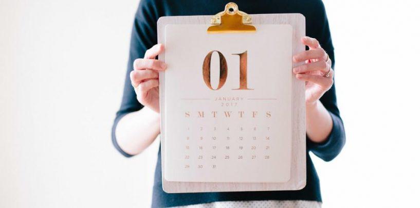 Calendario personalizzato: un'idea regalo sempre di tendenza