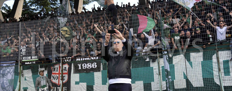 Avellino-Cassino, la fotogallery del trionfo biancoverde