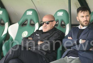 """Avellino, esame Vis Artena. Graziani: """"Obiettivo vincere bene"""""""