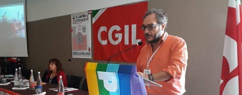 """La Cgil riconferma Fiordellisi: """"La sicurezza è la vera sfida"""""""