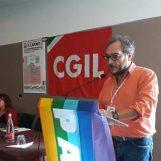 """VIDEO/ Congresso Cgil, Fiordellisi: """"Serve occupazione vera, è l'ora dei fatti"""""""