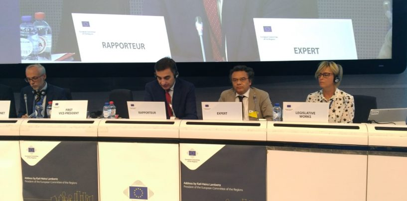 La sfida del digitale: approvata dall'assemblea delle città e delle regioni dell'Ue la relazione di Gambacorta