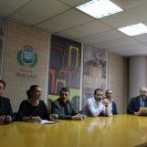 """VIDEO/ Palazzetto, Buglione annuncia: """"Terminiamo i lavori dopo le Universiadi"""""""