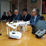 Droni per combattere l'inquinamento. E le telecamere stanano 100 furbetti del sacchetto