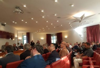 Rivestimento isolatori ad alta tensione: workshop internazionale in Confindustria
