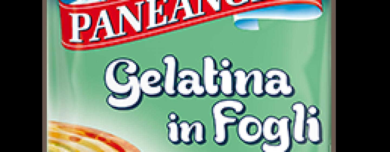 Rischio salmonella, ritirato lotto di gelatina in fogli 'Paneangeli'