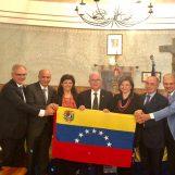 VIDEO/ Dalla rivolta contro Maduro all'Irpinia: Ledezma cittadino onorario di Grottaminarda