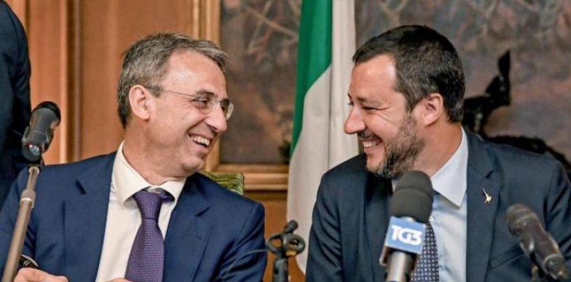 Sergio Costa, il Ministro dell'Ambiente sbarca in Irpinia. Ecco quando