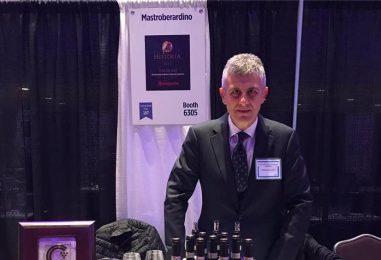 New Yor Wine Experience, Mastroberardino ambasciatore della Campania