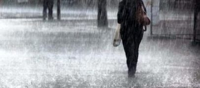 In arrivo pioggia e vento, allerta meteo della Protezione Civile