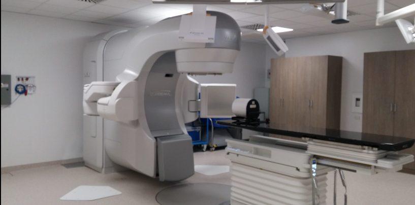 Mirabella, inaugurato il nuovo centro di radioterapia