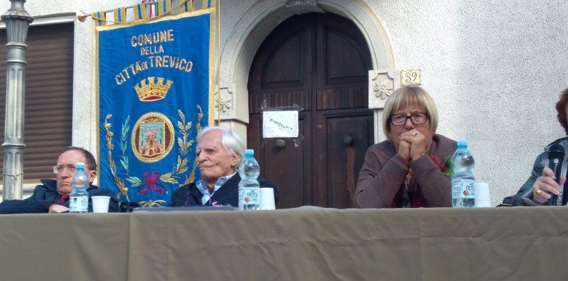 Trevico, la piazza del tiglio intitolata a Ettore Scola