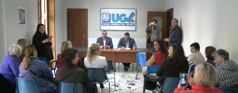 """Caso mensa, Ugl: """"Danneggiati anche i lavoratori. Pronti a tutto in attesa del Consiglio di Stato"""""""