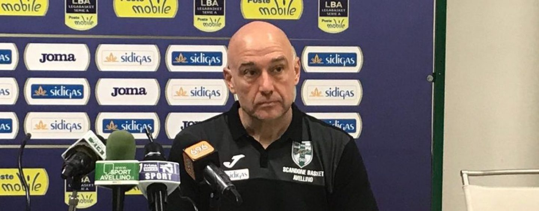 """Sidigas, Vucinic avverte i suoi: """"A Cremona vince chi difende meglio"""""""