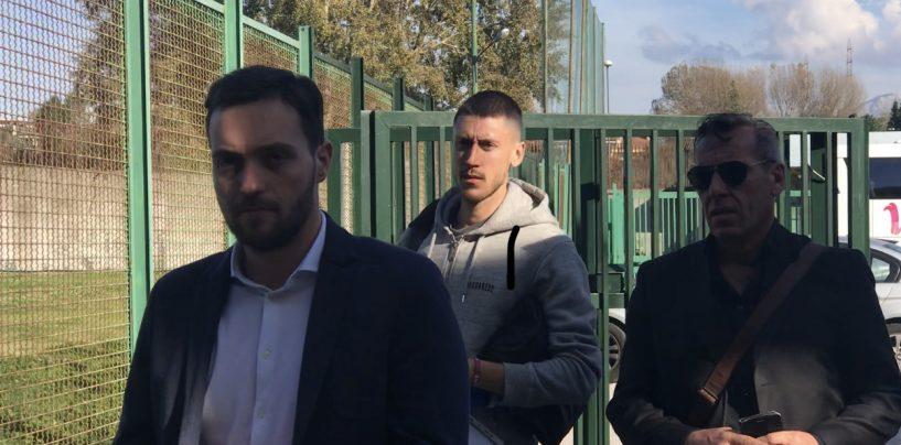 Mercato, la Calcio Avellino concede il bis: Capitanio è biancoverde