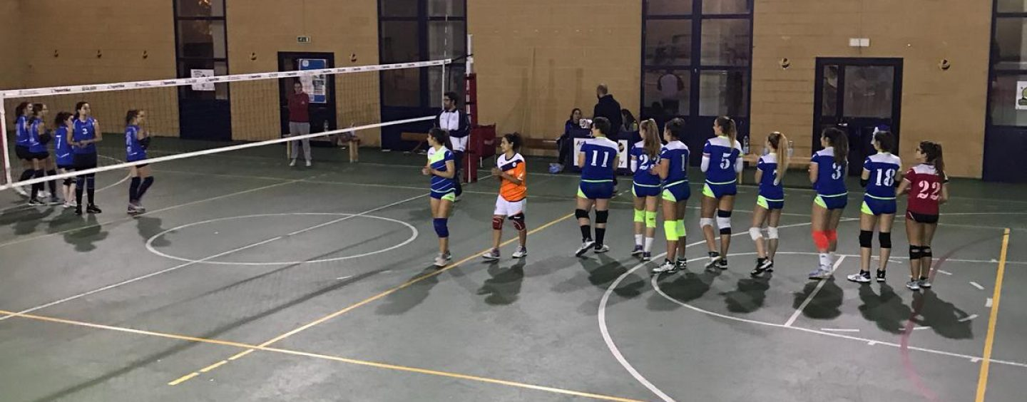 Volley, irresistibile Academy: travolta Sturno nel derby