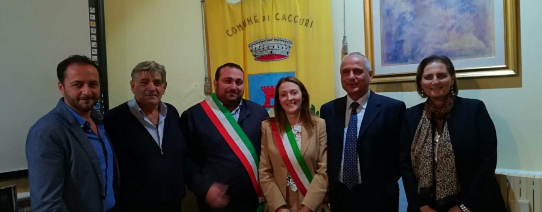 I Comuni di Sant'Angelo a Scala e Caccuri verso il gemellaggio
