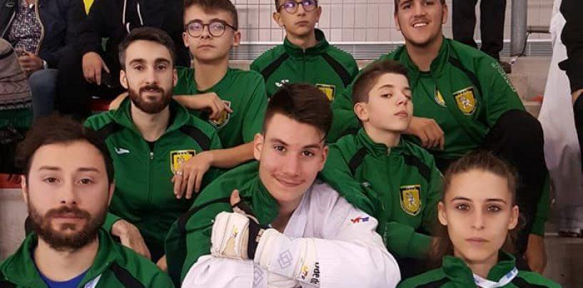 Taekwondo, bronzo per l'irpino Mattia Argenio ai Campionati Italiani di Ancona
