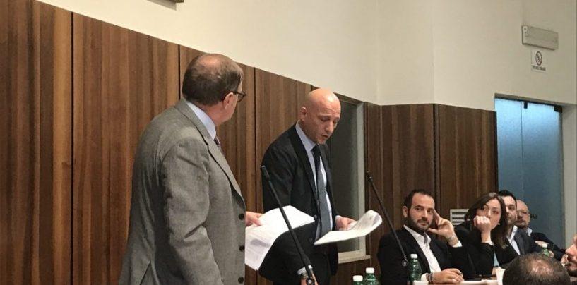 """Bilancio 2017, Preziosi """"salva"""" la consiliatura: """"Sfiducia entro il 26 novembre o mi dimetto"""""""