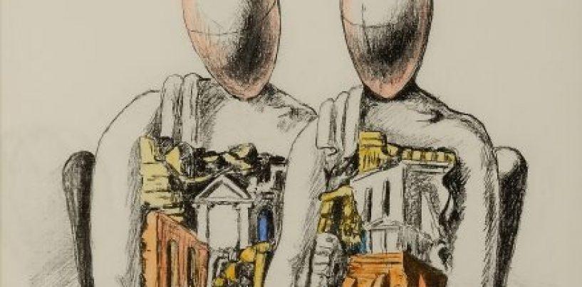 'De Chirico: segno e mistero', la mostra al Circolo della Stampa