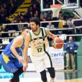 LIVE/ Basketball Champions League: Sidigas Avellino-Ventspils in diretta