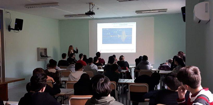 Gli studenti dell'Itis Dorso a lezione di prevenzione con l'Ordine dei Geologi