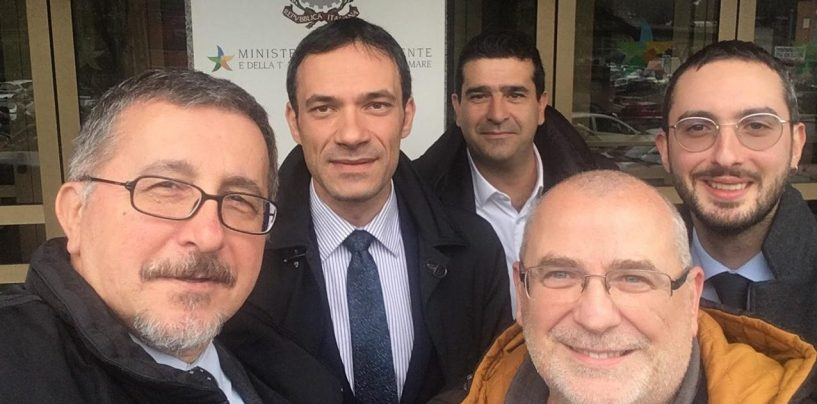 """Valle del Sabato, Franco Mazza: """"Il Ministero c'è, presto una perizia su qualità dell'aria"""""""