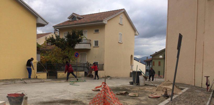 Grottaminarda, al via i lavori di abbattimento delle barriere architettoniche nel centro storico