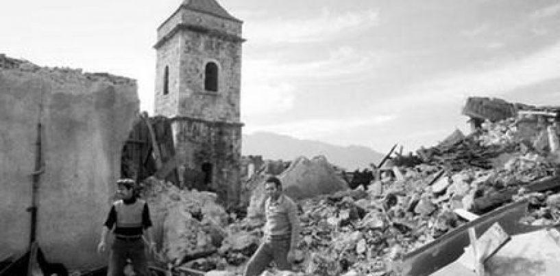 Terremoto 1980, Lioni si racconta attraverso un museo virtuale