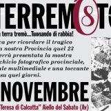 """Terremoto '80"", mostra fotografica ad Aiello del Sabato"