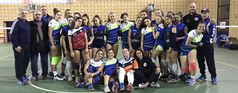Volley Under 18, l'Academy si ferma: a Montefalcione passa Cesinali
