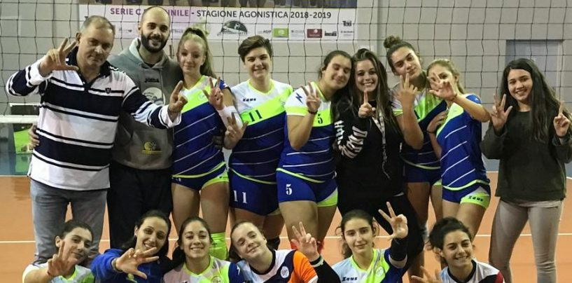 Academy School Volley di nuovo in campo: la carica di Amodeo