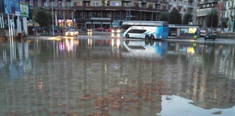 Acqua alta in città. Notte di paura e interventi in Irpinia