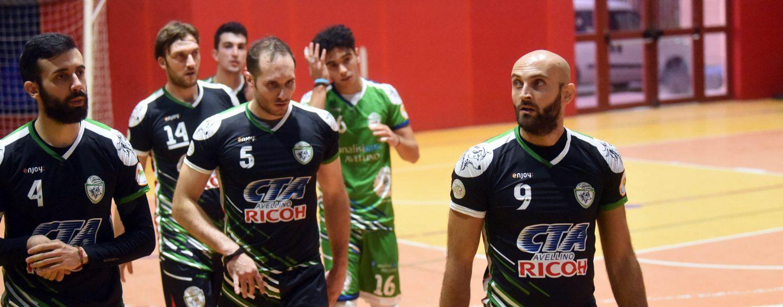 L'Atripalda Volleyball cade anche a Galatina: adesso è crisi nera