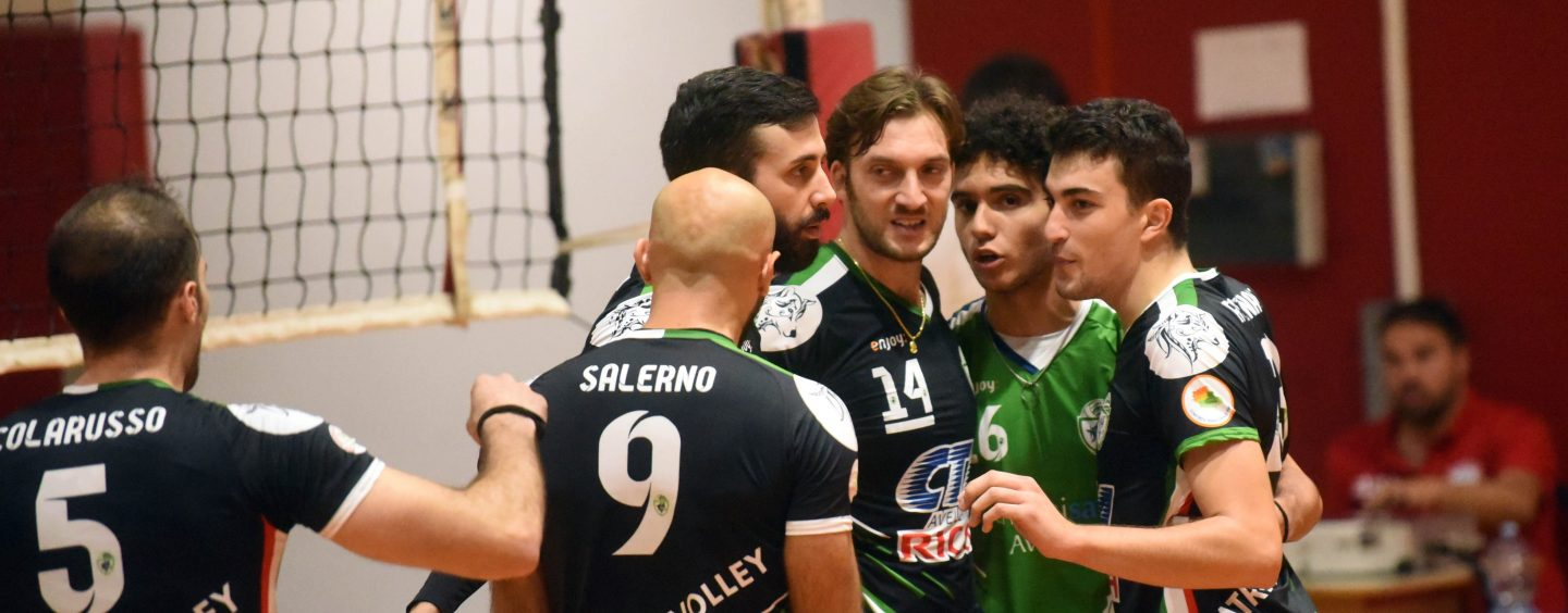 Volley, Massa è implacabile: Atripalda senza scampo