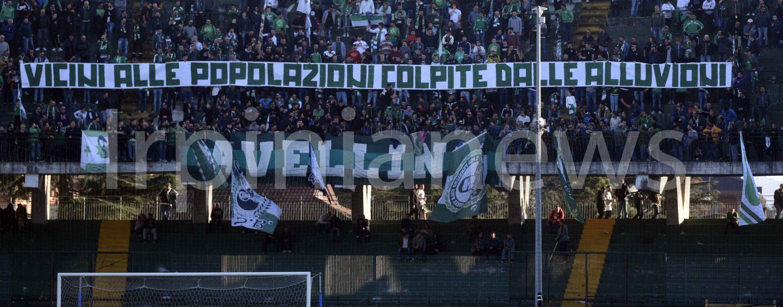 Avellino-Castiadas, la fotogallery del successo biancoverde