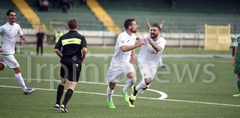 Calcio Avellino, Morero in ripresa. Mercato: sì di De Cesare al doppio colpo