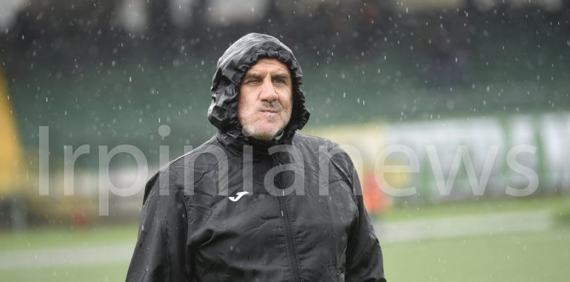 Calcio Avellino, conto alla rovescia per la trasferta verità