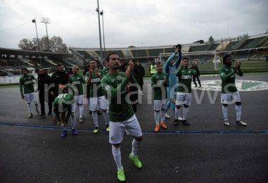 Avellino-Vis Artena, la fotogallery del successo biancoverde