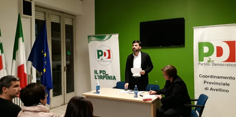 """""""No ai nuovismi vuoti e ondivaghi"""". Avellino, il Pd lancia la campagna per le amministrative. Lunedì Annunziata"""