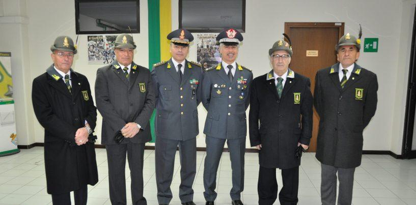 Guardia di Finanza, il Generale Virgilio Pomponi in visita al Comando Provinciale di Avellino