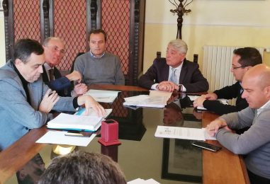 Manutenzione delle strade, accordo tra Provincia e comunità montane