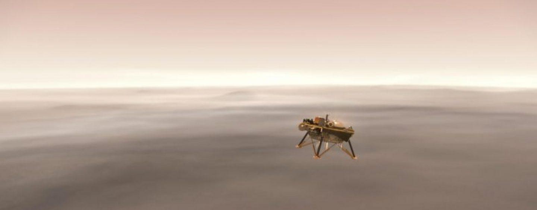 La sonda Insight pronta all'ammartaggio: ecco dove seguire la diretta dello sbarco su Marte
