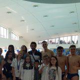 """Campionato regionale CSI di nuoto, buona la prima per la """"New Sporting In"""" di Ariano"""