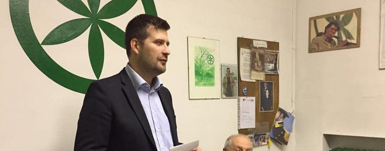 """""""Solidarietà a Ciampi"""", il deputato leghista Tiramani difende il sindaco"""